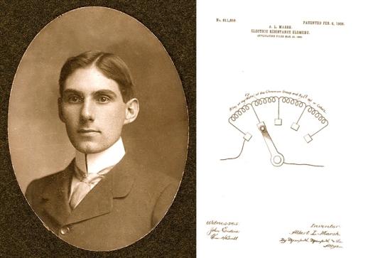 Albert L. Marsh and his patent for Chromel